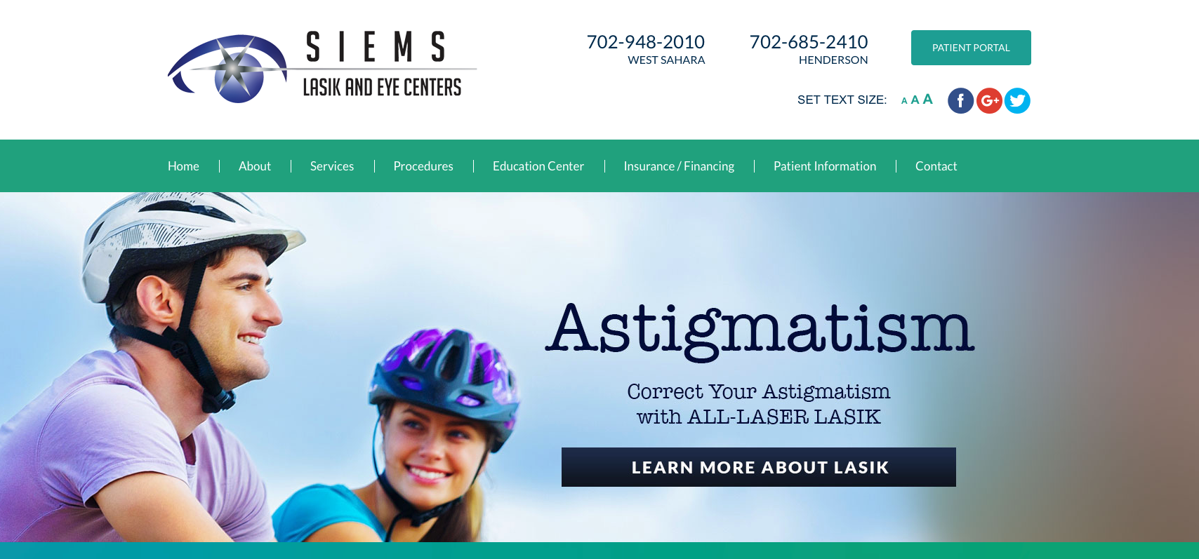 Siems Laser & Eye Centers